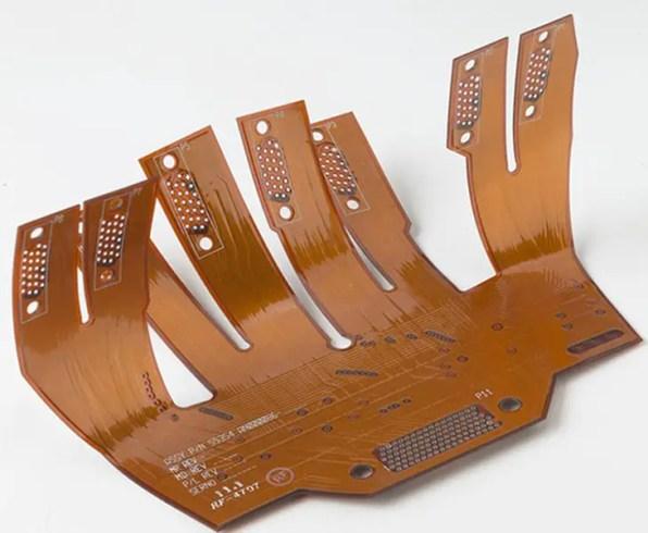 Multi-layer flexible PCBs