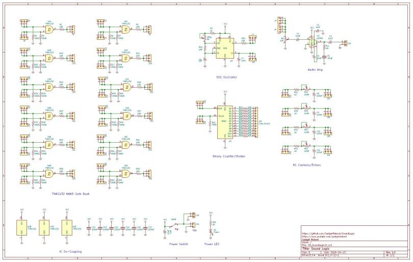 555 Timer based Sound Generator