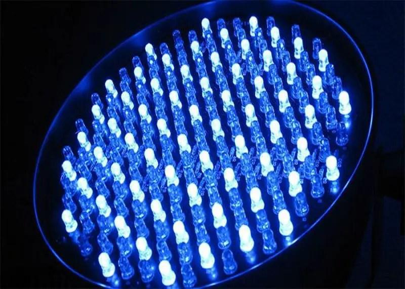 Blue medical lighting LED PCB board