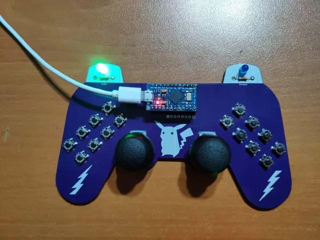 Arduino based controller