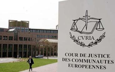 The European Court of Justice based in Luxembourg