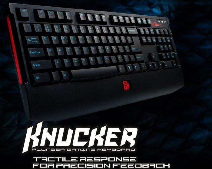 knucker features