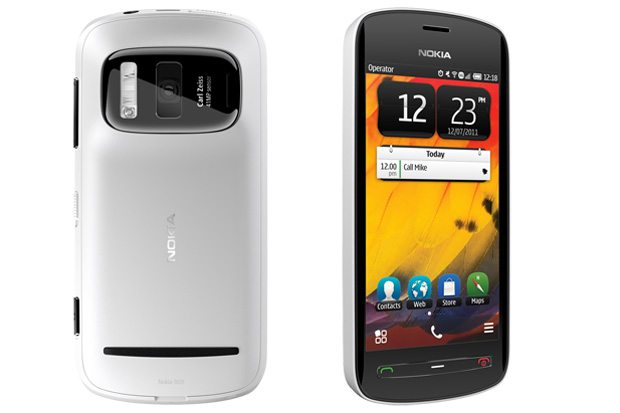 Nokia's current PureView 808 Smartphone