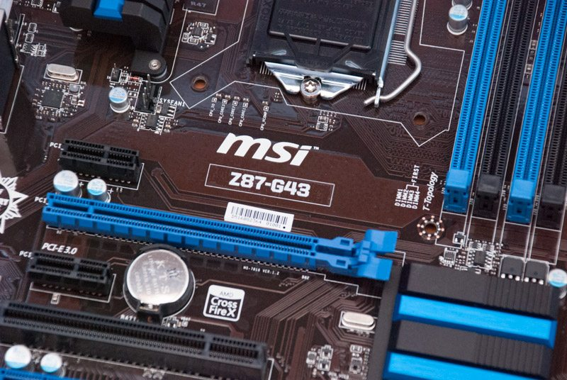 MSI Z87 G43 (12)