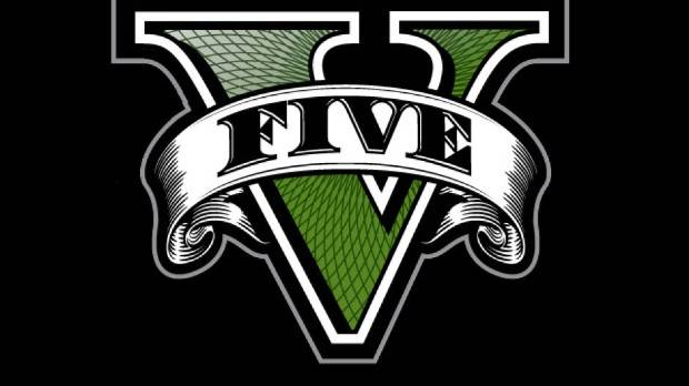 GTA-V-logo