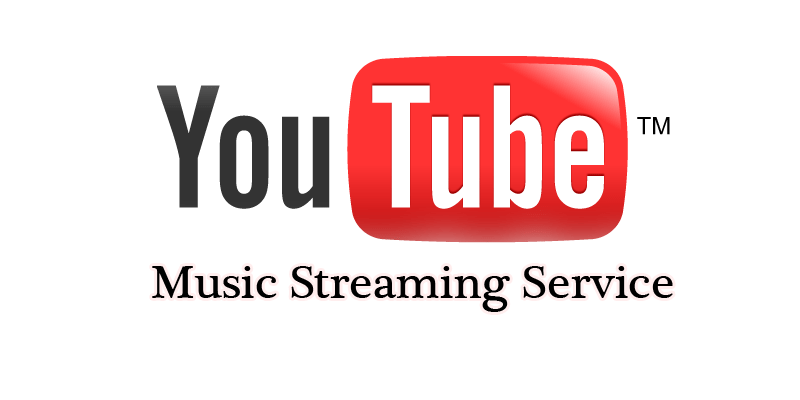YouTube Music Streaming Service