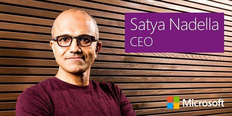 microsoft_CEO_Satya_Nadella