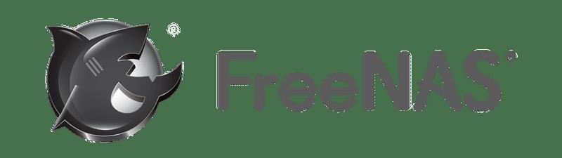 FreeNAS_logo_light