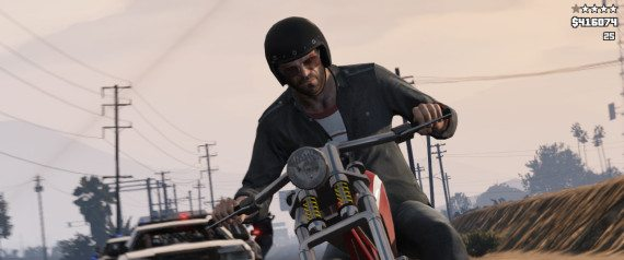 Game Review-Grand Theft Auto V