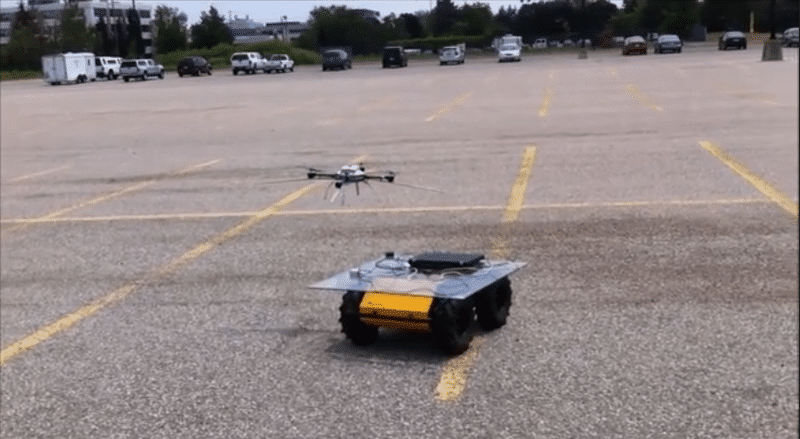 quad-landing