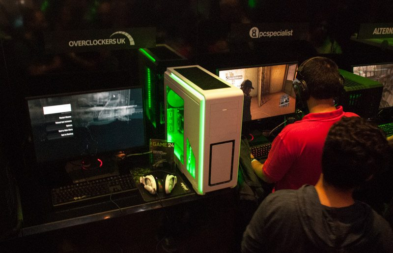 Nvidia Game 24 London (18)