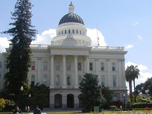 california government place