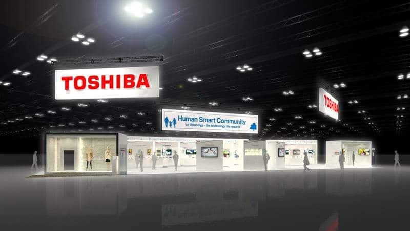Toshiba CES 2015