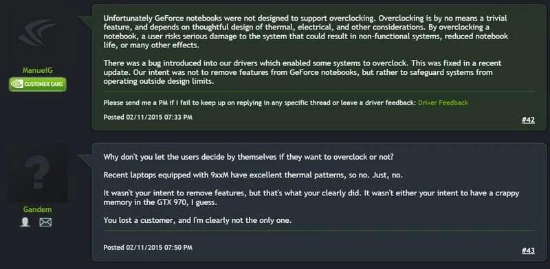 nvidia forum 1