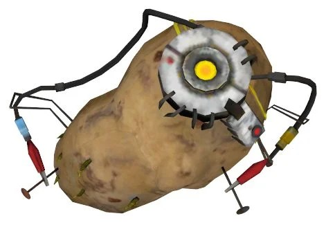 glados_connected_to_a_potato_battery_by_mclatchyt-d4lei9u