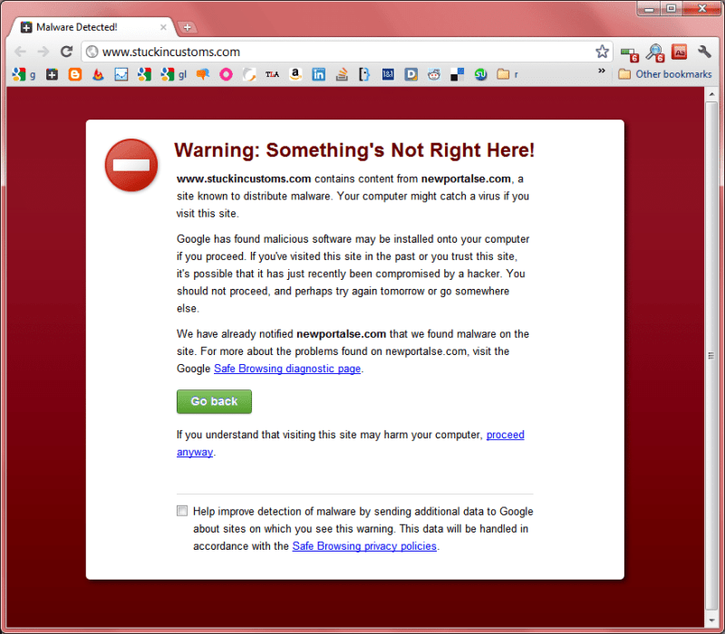 chrome malware 3