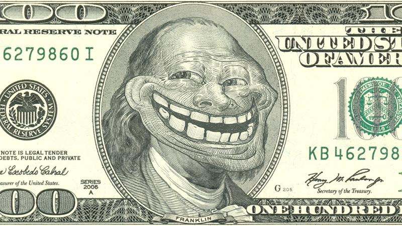 troll-dollar
