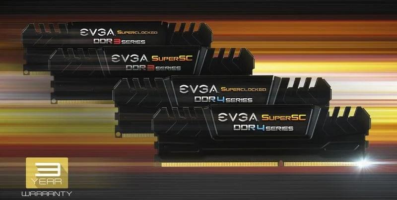 EVGA RAM