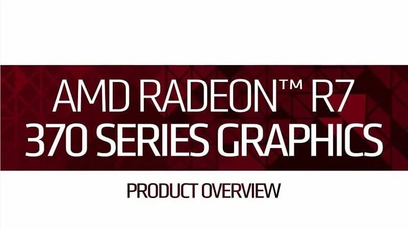 AMD R7 370