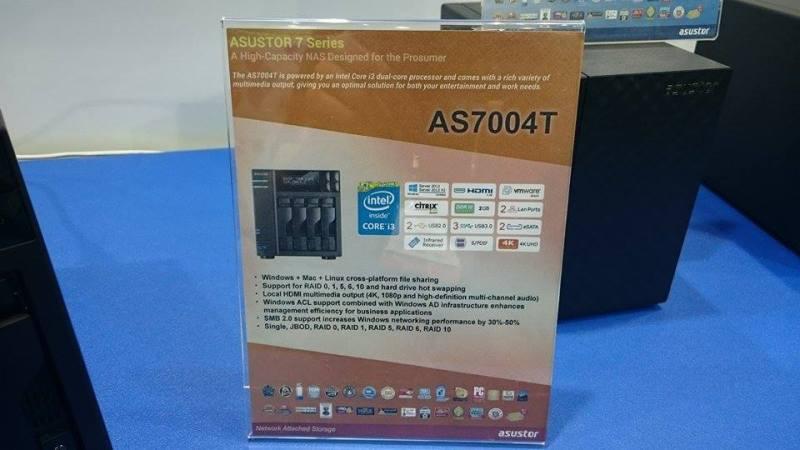 Asustor Computex2 2