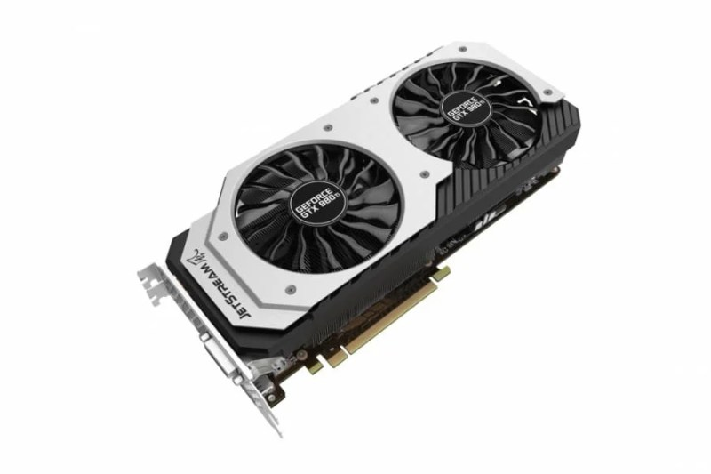 GeForce GTX 980 Ti Super JetStream 1