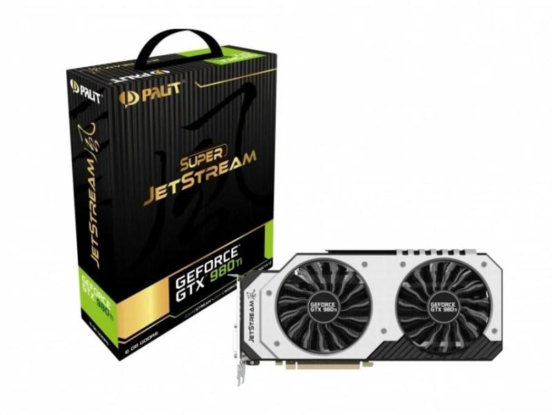 GeForce GTX 980 Ti Super JetStream 2