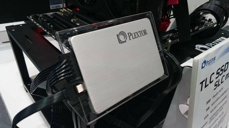 Plextor TLC Computex 1