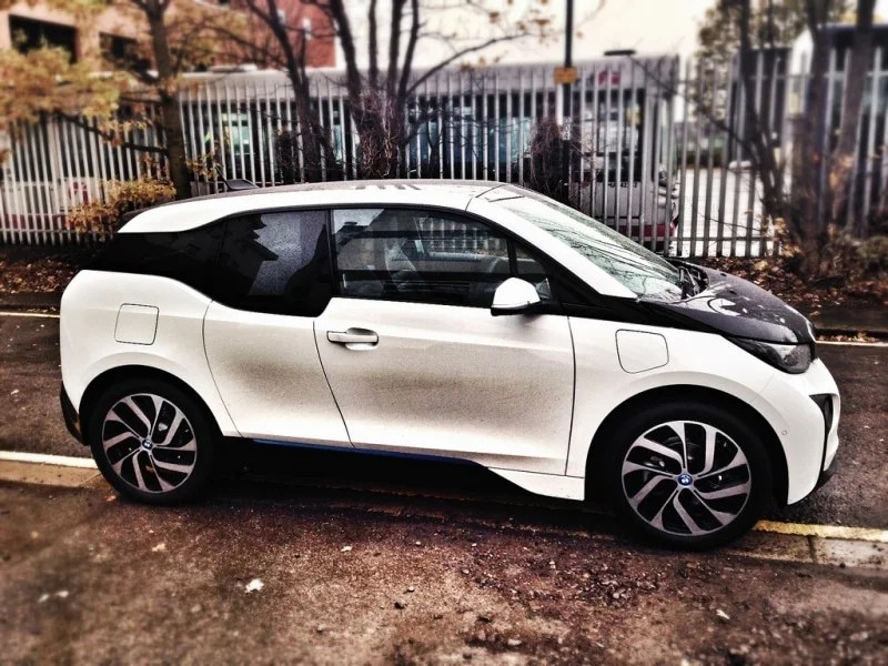 bmw i3 apple car