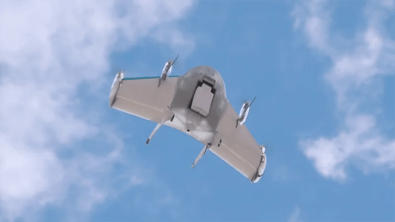 google-wing-drone