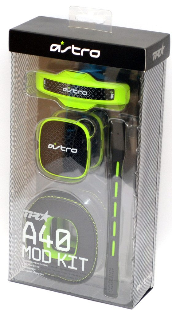 Astro A40 TR Mix Amp Pro Amp Mod Kit Multi Format Pro Gaming Headset Review ETeknix