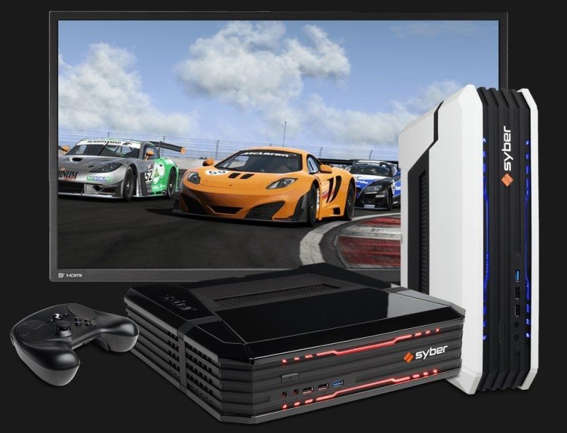 syber steam machine x review