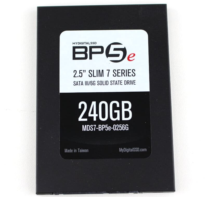 MyDigitalSSD BP5e