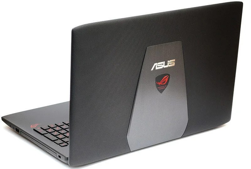 """ASUS Republic of Gamers GL552V 15.6"""" Gaming Notebook Review"""