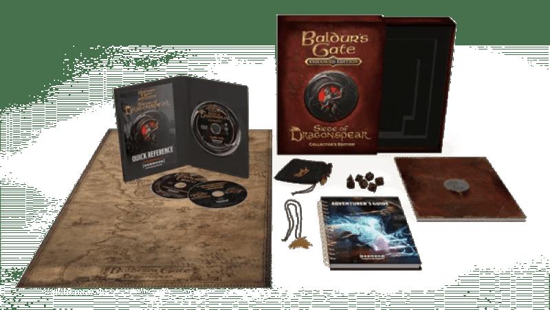 Baldurs Gate Collectors Edition