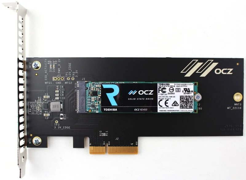 OCZ_RD400-Photo-adapter top
