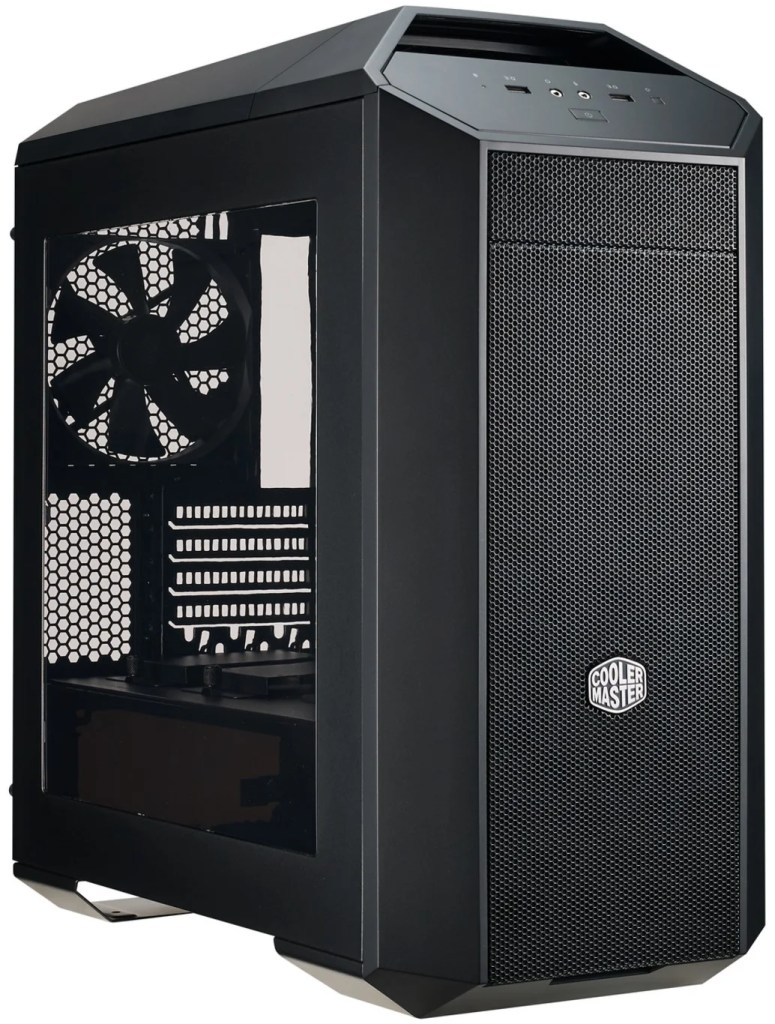 Cooler Master MasterCase Pro 3 Micro-ATX Chassis Review