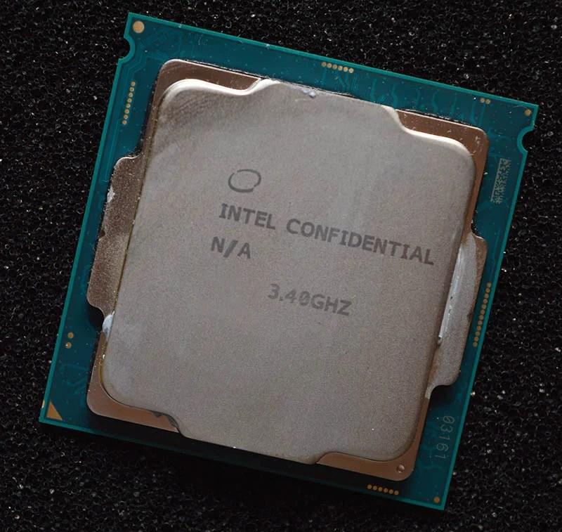 Intel Core i5-7500 Kaby Lake Processor Review
