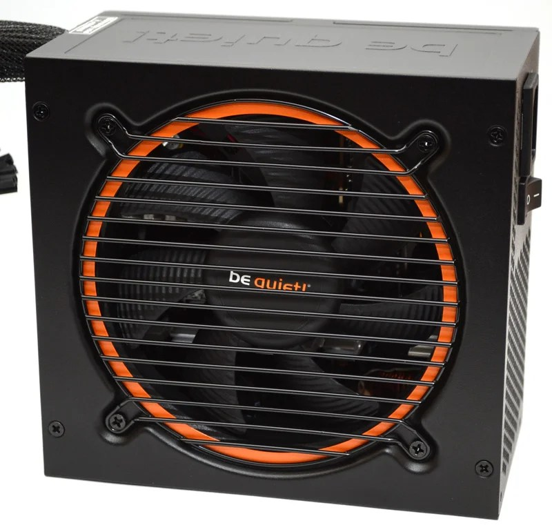 be quiet! Pure Power 10 600W Power Supply Review