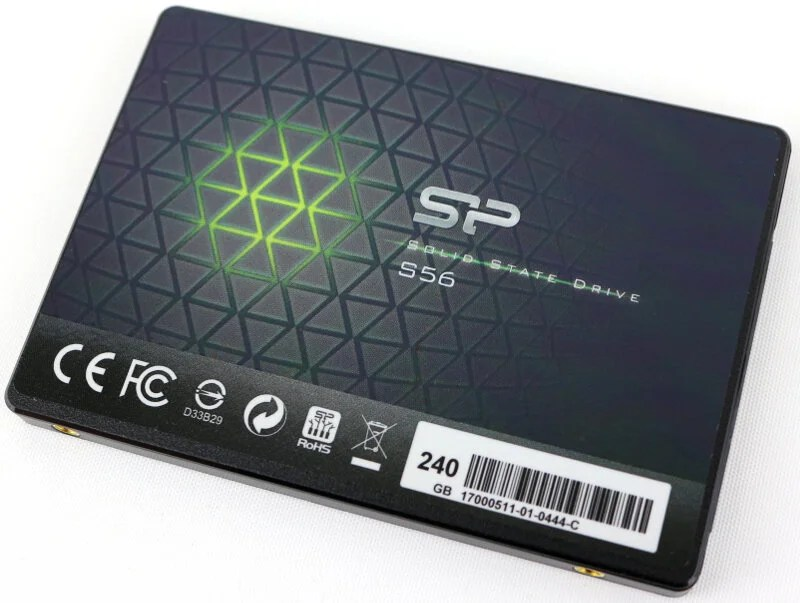 Silicon Power S56 Photo view angle 1