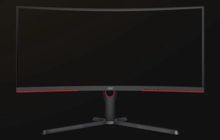 """AOC CU34G3S 34"""" Ultrawide 165Hz Gaming Monitor Review"""