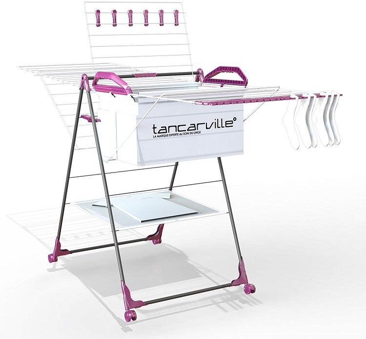 Tancarville Linge L Etendoir Indemodable Modele 2021 Nouveau Style Pour Le Sechoir A Vetements Le Plus Pratique Guide D Achat Tancarville Comparatif 2021