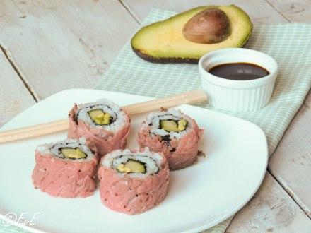Sushi zonder vis