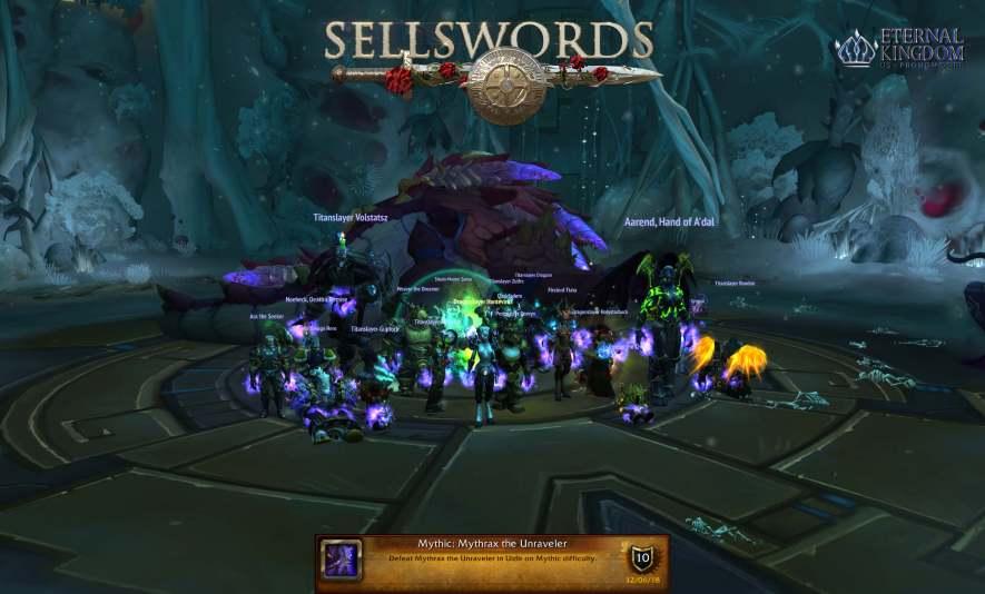 Sellswords killshot