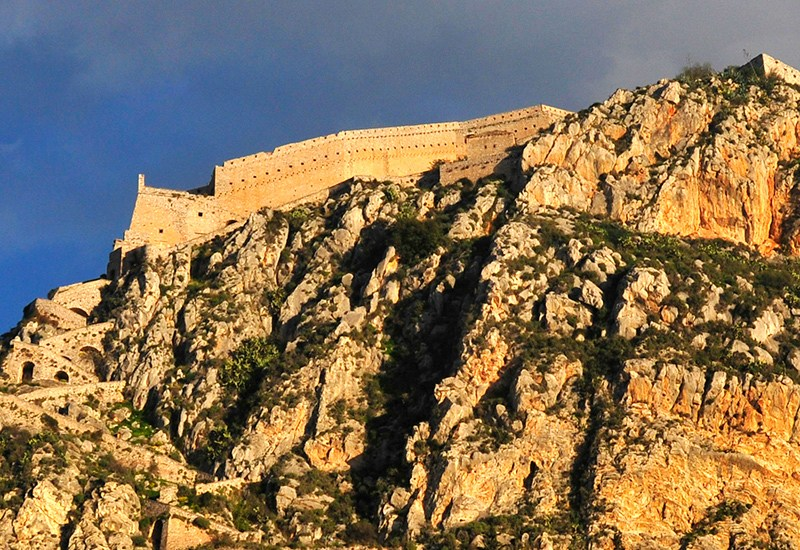 Nafplio Castle Eternal Greece Ltd
