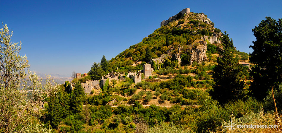 Mystras, a UNESCO World Heritage Site, GreeceEternal Greece Ltd