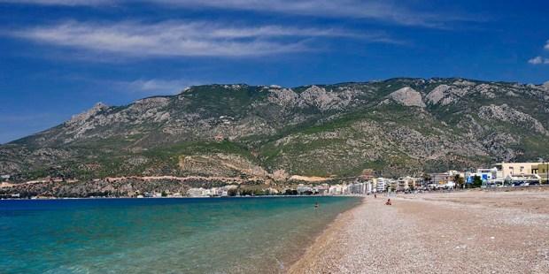 Loutraki Town Eternal Greece Ltd