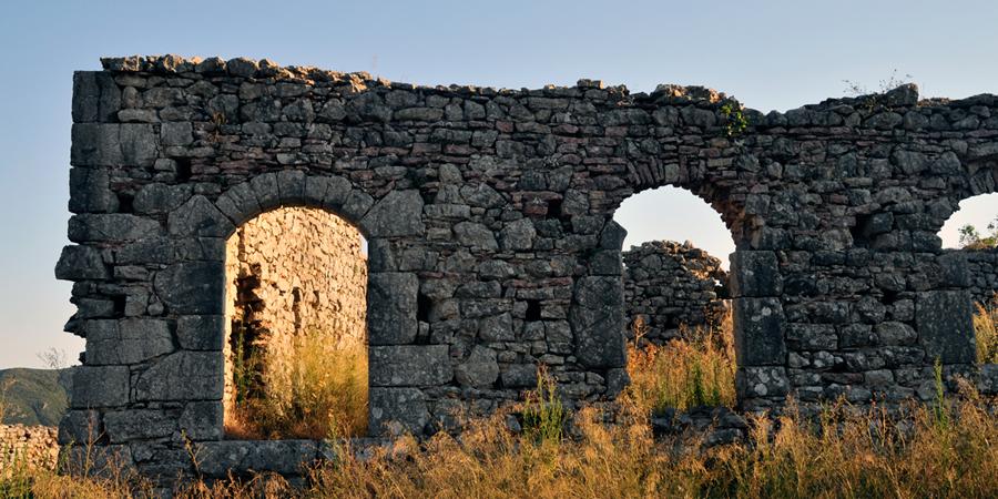 Karytaina Castle Eternal Greece