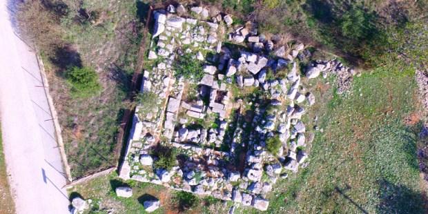 Pyramid of Lygourio