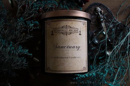 Protection Sanctuary Candle