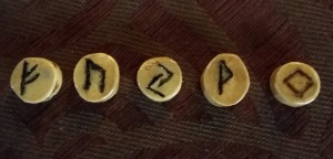 Garden runes